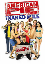 American Pie Presents The Naked Mile DVD (2006) Unrated Fullscreen *Brand New*