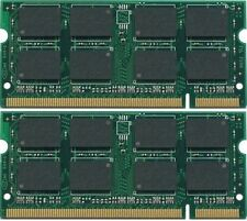 NEW! 4GB 2X2GB DDR2 SODIMM PC25300 667MHz LAPTOP MEMORY for Acer Aspire 5720