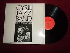 "LP CYRIL JAZZ BAND ""Sweet Emmanuelle"" CJB 001 µ"