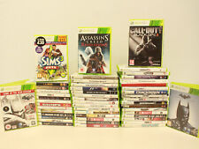 Job Lot 50 x XBOX 360 Games Bundle Bioshock FIFA & Many More - 232