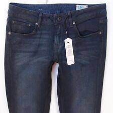 NEW Womens G-Star 3301 BOOTLEG Stretch Bootleg Blue Jeans W31 L32 BNWT Size 12