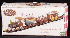 Lemax Gingerbread Express Train Sugar N Spice Christmas Village Display