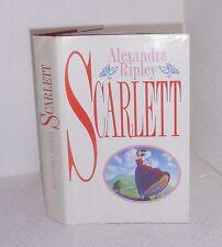 Scarlett.Alexandra RIPLEY.  (En français). France Loisirs  CV3
