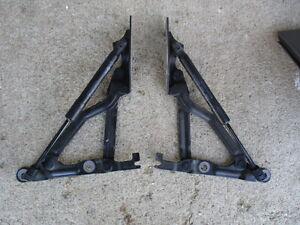 USED Genuine FORD Lincoln Zephyr MKZ Mercury MILAN Trunk lid hinges LH RH SET 06
