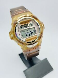 Casio Baby-G for Runners Ladies Watch BG-169R FULLY FUNCTIONAL