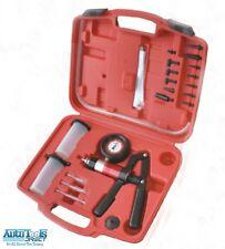 Multi-functional 21 Piece Handheld Vacuum Pump/Brake Bleeder Kit