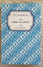 CARRY ON, JEEVES by W S WODEHOUSE - HERBERT JENKINS - H/B D/W -1960