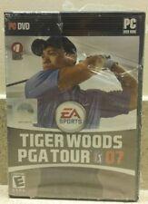 Tiger Woods PGA Tour 07 (Release 2006) PC DVD Game New! **pls read details**