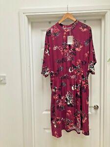 Womens Anthology Petit Kimono Dress - UK Size 20