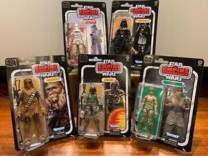 Star Wars Black Series WAVE 3 ESB 40th SET - in SEALED HASBRO CASE - IN STOCK