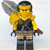 New Ninjago LEGO® Hero Cole Ninja Master of the Mountain Minifigure 71720 71722