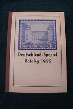Opc 1955 Wrona German Specialized Catalog 212pgs in German Good Condition