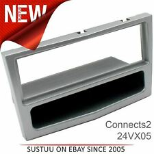 Connects2 Car Stereo Fascia Adaptor Panel Plate│For VauxhallAstra H2004-2010
