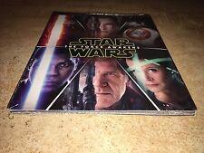 Star Wars The Force Awakens Target Exclusive Packaging (Blu-Ray+Dvd+Digital Hd)