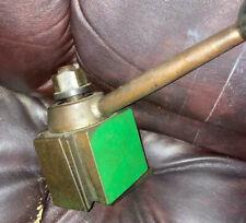 Cxa Quick Change Tool Post Aloris Original Wedge Type