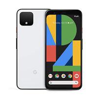 Google Pixel 4 G020I 64GB White Verizon Wireless Android Smartphone READ 16
