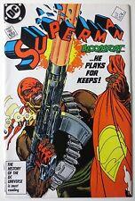 Superman #4 (Apr 1987, DC) (C3799)
