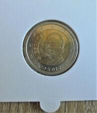 Spanien 2 Euro Kursmünze 2001