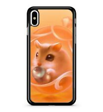 Cuddly Adorable Cute Mini Pet Hamster Animal Orange Coloured Phone Case Cover