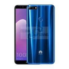 BRAND NEW HUAWEI Y7 (2018) DUMMY DISPLAY PHONE - BLUE - UK SELLER