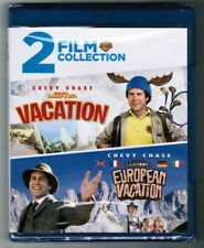National Lampoon'S Vacation + European Vacation [2 x Blu-ray, 2018] New! 2 films