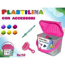 Mini Casetta Plastilina Colori Con Accessori Formine Morbida Bambini Gioco dfh