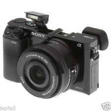"Sony Alpha A6000L 16-50mm 24.3mp 3"" Mirrorless Digital Camera New Cod Jeptall"