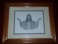 Portraits of the Lord Jesus by Beverly Murk Limited Edition 1997