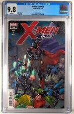 X-men Blue 34  - Magneto  Bunn Silva To 1 CGC 9.8 Mint / NM