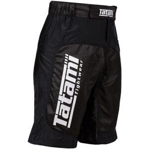 Tatami Fightwear Multi Flex IBJJF Shorts - Black
