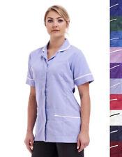NHS Nurses Uniform Nurse Tunic Hospital Carer Healthcare top Carehome UK Made 05