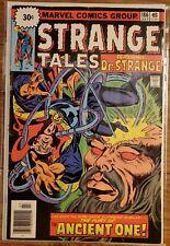 Strange Tales 186 Rare 30 Cent Variant VG/VG-