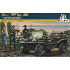 Schwimmwagen 1 35 Ita0313 - Italeri modellismo