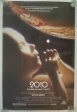 Vintage 1984 Scifi Movie 2010 A Space Odyssey Sequel Scheider One Sheet Poster