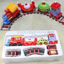 Halloween Christmas Xmas Small Orbit Train Children Kid Baby Toys Gift Present