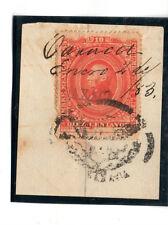 Mexico Valor Fiscal del año 1883 (BS-596)
