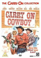Carry on Cowboy 5060034577676 With Sid James DVD Region 2