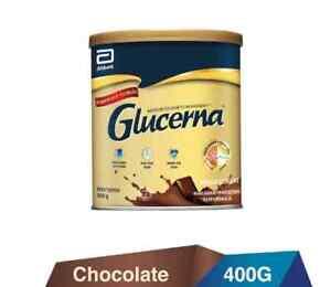 400g X2 Tins Glucerna Triple Care Diabetic Milk Powder Chocolate Express SHIP