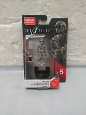 MegaConstrux Alien-The X-Files: Mega Construx MOC Series 5 - New in Box Toy