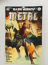Dark Nights: Metal: #1 of 6 Forbidden Planet/JetPack Variant