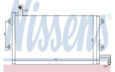 NISSENS Condensador, aire acondicionado VOLKSWAGEN GOLF VENTO 94164