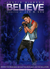 Justin Bieber's: Believe (DVD, 2014, Widescreen) Usually ships within 12 hours!!