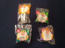 1996 Vr Troopers toys from McDonald's full set of 4