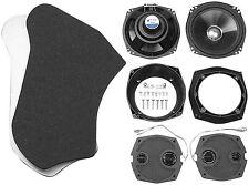 J&M HRSK-7252GTM Performance 7.25in. Fairing Speaker Upgrade Kit