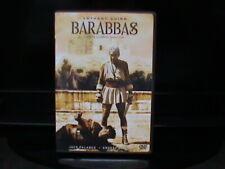 BARABBAS  DVD----------  QUALITY USED.