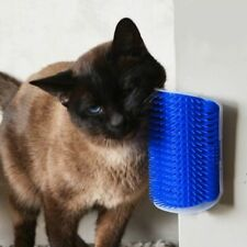Brush Groomer Pet Corner Self Wall Cat Grooming Massage Comb Dog Remover Hair