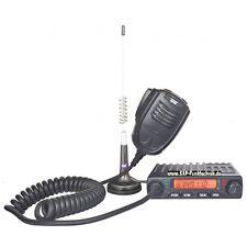 TEAM MiCo FreeNet 149 MHz Mobilfunkgerät mit Magnetfussantenne