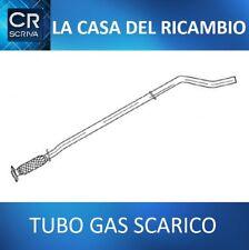 Marmitta Centrale Tubo Gas Scarico Fiat Punto(188) 1.2 60 Natural power 99'-2012