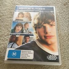 THE ASHTON KUTCHER COLLECTION DVD. JUST MARRIED, GUESS WHO, DUDE WHERE'S THE CAR