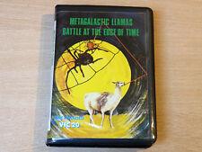 Commodore Vic 20 - Metagalactic Llamas Battle At The Edge Of Time by Llamasoft